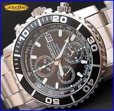 Seiko Cronograph - Alarm SNA225P1 100M W.R. SNA225