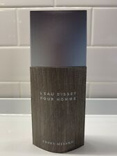 *RARE* Issey Miyake L'eau d'Issey Pour Homme WOOD EDITION EDT Spray 3.3oz 100 ML