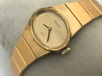 Tissot Sari Ladies Watch Swiss Made Gold Tone Analog Wrist Watch
