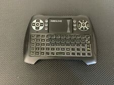 2.4GHz Wireless Mini Keyboard Touchpad Air Remote For PC, Android TV Box, Mac