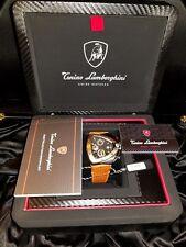 Tonino Lamborghini Spyder TL 9804 Wrist Watch for Men Brand New in Box