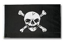 Mil-Tec Piratenflagge Pirat Flagge Fahne Totenkopfflagge Totenkopf 150x90cm