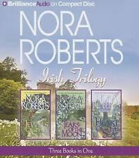 USED (LN) Nora Roberts Irish Trilogy: Jewels of the Sun, Tears of the Moon, Hear