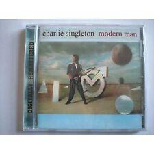 CD Album Charlie Singleton(Modern Man) 1985 New/Neuf S/S Sealed