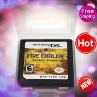 Fire Emblem: Shadow Dragon version Game Only for Nintendo DS 2DS 3DS Lite TESTED