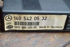MERCEDES BENZ RELAY MODULE 1405420532 HELLA 5KG 006 485-05 Germany 140 542 05 32