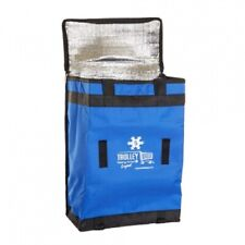 Trolley Bags COOLER BAG 34x20x45cm Zip Closure, 1-Handle, Polyester