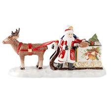 Villeroy & Boch Nostalgic Christmas Market Schlitten Kerzenhalter Nr. 5498
