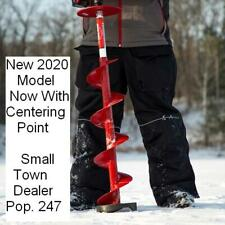 """NEW 35600 Eskimo Pistol Bit WITH POINT 8"""" Ice Auger Drill Fishing Cordless 4#"""