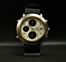 Seiko Chronograph Panda - Qwartz -7T32