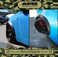 Quality APM Fender Guard Wheel Flare Suit Ford/FPV Ute XR6/XR8/F6/GT/Turbo Badge