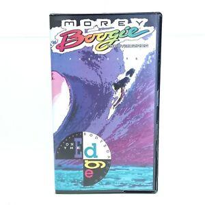 Vintage Bodyboard VHS Tape MOREY BOOGIE - BODYBOARDING ON THE EDGE Film 1992