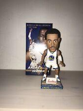 Golden State Warriors Andre Iguodala Bobblehead, 2014 SGA NBA All Defensive