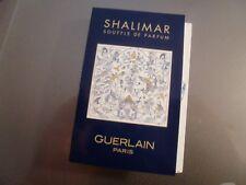 Guerlain, Shalimar, Souffle de Parfum, 1 ml, neu mit Verpackung