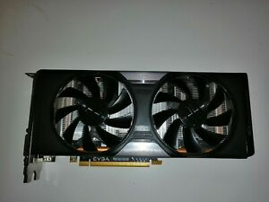Evga Geforce GTX 760 2gb **WORKING INTERMITTENTLY BUT DYING**