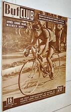 BUT ET CLUB N°176 1949 FOOTBALL CYCLISME DIOT FOOTBALL HOLLANDE-FRANCE RUGBY