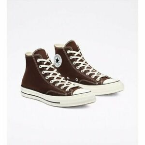 New Converse Chuck 70 Vintage Shoes Sneakers (170551C) - Dark Root