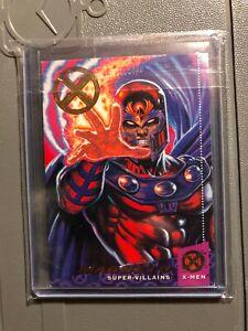 2018 Fleer Ultra X-Men '95 Buyback #55 Magneto 42/50 - ULTRA RARE Near Mint SSP!