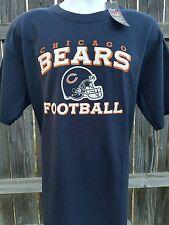 Brand New W/Tags Reebok Chicago Bears Football T-shirt Sz.Lg