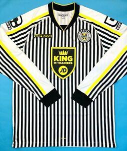 Carbrini ST. MIRREN 2014/15 L Home L/S Football Shirt Soccer Jersey Top Kit