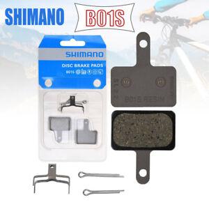 Shimano B01S Disc Brake Pads Resin - For M315 MT200 Acera Altus Deore,1/2Pair