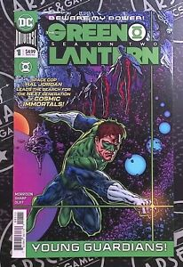 Green Lantern 2020 Season Two #1-12 Full Run DC Comics JLA Flash Megamortals