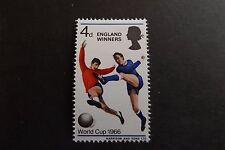 GB MNH STAMP SET 1966 World Cup Winners (ordinary) SG 700 UMM