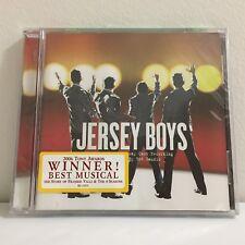 Jersey Boys - Broadway Cast Recording CD - SEALED