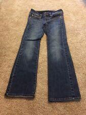 American Eagle Women's Stretch Slim Boot Cut Jeans Size 2 Short