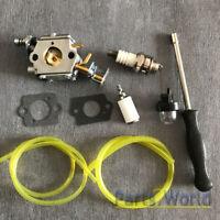 C1M-H58 Carburetor For Ryobi Homelite 308070001 985597001 46cc Chainsaw Zama