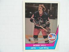 Bobby Hull 1977/78 OPC  BEAUTY!!!!!  NEAR MINT/MINT  Winnipeg Jets