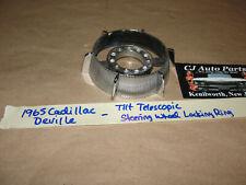 65 Cadillac Deville TILT TELESCOPIC COLUMN STEERING WHEEL LOCKING LOCK RING