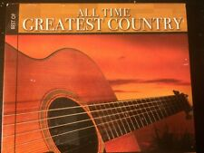 All Time Greatest Country CD-2008 Madacy Ent. Digipack, Canadian Import