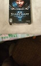 •StarCraft II: Wings of Liberty   w/ box   and manual Vintage