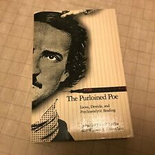 The Purloined Poe: Lacan, Derrida, and Psychoanalytic Reading pb john p. muller