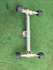 Boat Trailer Wobble Rollers (4) with Arms and Brackets