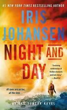 Night and Day: Eve Duncan Novel  Iris Johansen (2017, Paperback) BRAND NEW BOOK
