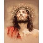 Jesus Christian DIY 5D Full Drill Diamond Painting Home Wall Decor 30x40cm Jesu
