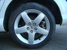 PEUGEOT 407, 4 X MAG WHEELS, FACTORY, 17X7.0IN, 09/04-06/11