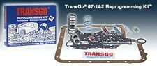 C6 TransGo Shift kit 67-1&2 1967 and up   -1 & -2 In the same box