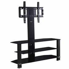 "Glass Living Room TV Stands 32"" To Fit Screen"