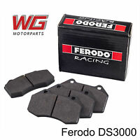 Ferodo DS3000 Front Brake Pads for Peugeot 306 - PN: FCP876R