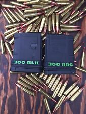 300 AAC BLK Magazine ID Marking Band 15 Pack Free Shipping 300 Blackout
