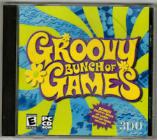 Groovy Bunch of Games (PC, 2000, 3DO)