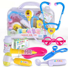 Pretend Play Doctor Medical Set Kit Case Educational Toy For Kids and Children