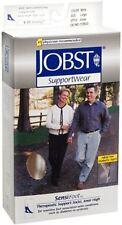 JOBST SupportWear SensiFoot Knee High Socks 8-15 mmHg White Large 1 Pair