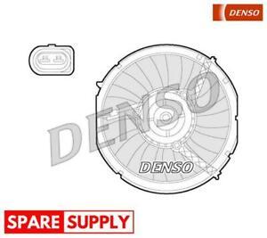 FAN, RADIATOR FOR AUDI DENSO DER02003
