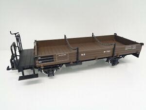 LGB Spur G aus 29450 Rhätische Bahn Niederbordwagen Metallräder LA8912 o.