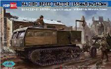 HobbyBoss 82408 1/35 M4 High Speed Tractor (155mm/8-in./240mm)