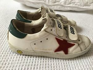 Golden Goose Kids Trainers Size 32